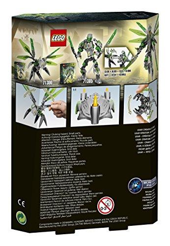LEGO 71300 - Bionicle Uxar Creatura Della Giungla