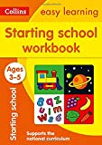 Starting School Workbook Ages 3-5: Prepare for Preschool with easy home learning (Collins Easy Learning Preschool)