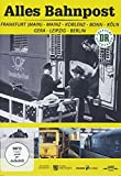 Alles Bahnpost - Frankfurt (Main) - Mainz - Koblenz - Bonn - Köln - Gera - Leipzig - Berlin [Alemania] [DVD]