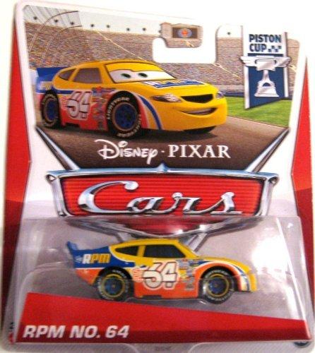 Disney Pixar Cars RPM # 64 (Piston Cup 15/18)