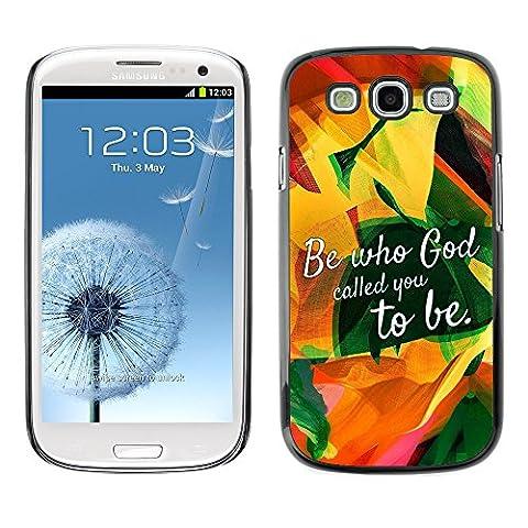 DREAMCASE (NICHT S3 ) Bibelzitate Bild Hart Handy Schutzhülle Schutz Schale Case Cover Etui für SAMSUNG GALAXY SIII S3 i9300 - eBay Dildos Wer Sie eBay (Ebay Samsung S3 Mini)