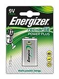 Energizer Akku 9V, Recharge Power Plus, 1 Stück