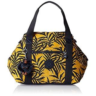 Kipling Womens Art S Top-Handle Bag Multicolour (Corn Bloom Bl)