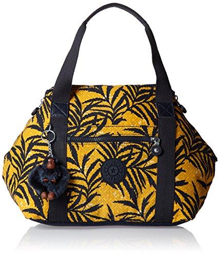 Kipling - Art S, Borse a mano Donna Multicolore (Corn Bloom Bl)