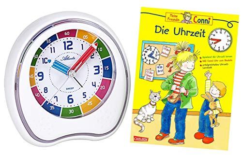 cken Jungen Mädchen mit Lernbuch Conni Buch Uhrzeit Lernen - 1953-0 BU ()
