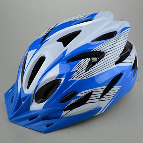 BTAWM Casco Casco de Ciclismo de Bicicleta de montaña MTB de...