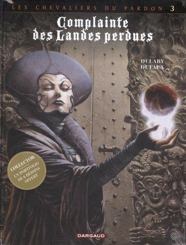 Colis / Lot Pack Complainte des Landes Perdues T3 + Portefolio