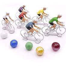Cofalu Kim'Play - I Ciclisti Campioni con biglie [Importato da Francia]