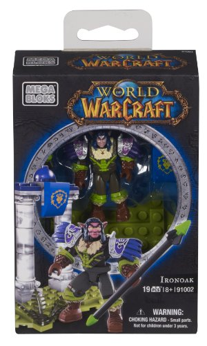 Mega Bloks 91002 World of Warcraft Ironoak
