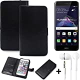 K-S-Trade 360° Wallet Case for Huawei P8 Lite 2017 Dual
