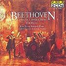 Beethoven: ?uvre pour fl�te (Int�grale)