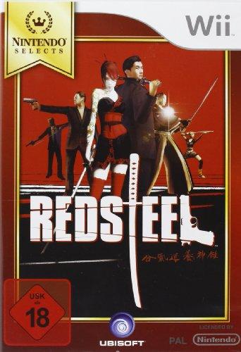 Red Steel [Nintendo Selects] (Red Steel Wii-spiel)