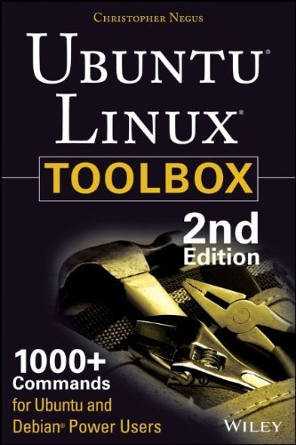 Ubuntu Linux Toolbox: 1000+ Commands for Power Users by Christopher Negus (30-Aug-2013) Paperback
