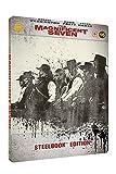 The Magnificent Seven (2016) Steelbook Blu Ray + Bonus Blu Ray [Nordic]