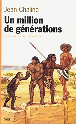 Un million de générations.... par Chaline