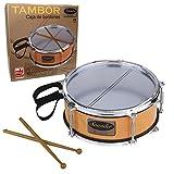 Instrumentos Musicales Best Deals - Claudio Reig 72-731 - Tambor Sounder Caja 11X25