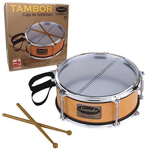 reig-snare-drum-with-drumsticks-and-strap