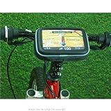 wasserfest Fahrrad Kopf Vorbau-Montage für 5-Zoll-Bildschirm GPS Satellitennavigation (SKU 16734)