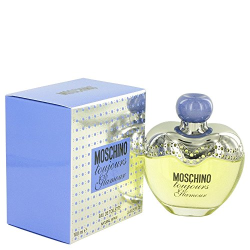 Moschino Moschino Glamour Toujours by Moschino Eau De Toilette Spray, 3,4 g, 95 ml