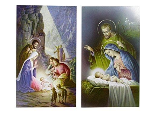 Sainte Photos * Bethléem assortis *
