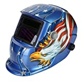 Best Auto-darkening Welding Helmets - LESOLEIL Solar Powered Welding Helmet with Replaceable Auto-Darkening Review
