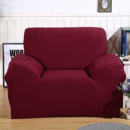 1-3Sitzer Sofabezug Sessel Bezug Stretch Elastische Sitzbezug Sesselüberwurf