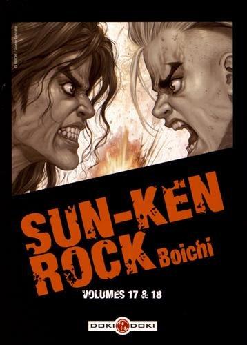 Sun-Ken Rock Edition écrin Tomes 17 & 18