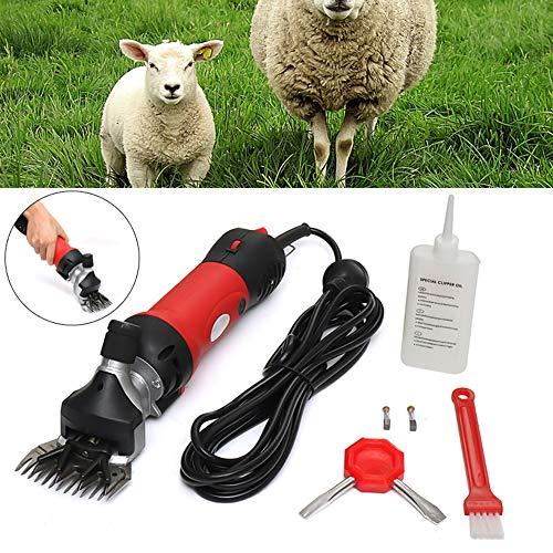 KKmoon 350W Cheveux Tondeuse Electrique à Mouton Cisaille...