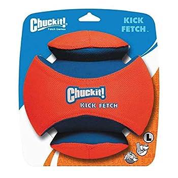 Chuckit Kick Fetch Jouet pour Chien 19 cm Taille L