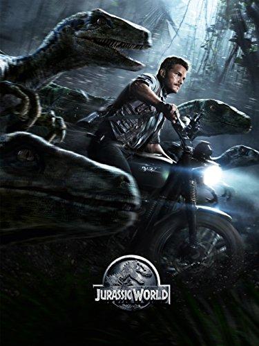 Jurassic World [dt./OV] (Neue Dvd-version 2015)