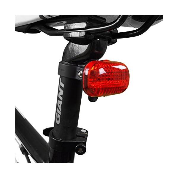 Very Bright Bike Lights Kit amazon