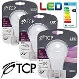Best TCP Chandeliers - TCP 10W B22/BC LED Bulb GLS Bayonet Lights Review