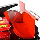 Hecht 890 Rot Wippkreissäge Brennholzsäge - 8