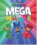 PJ Masks MEGA Malspaß