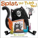 Splat Says Thank You !