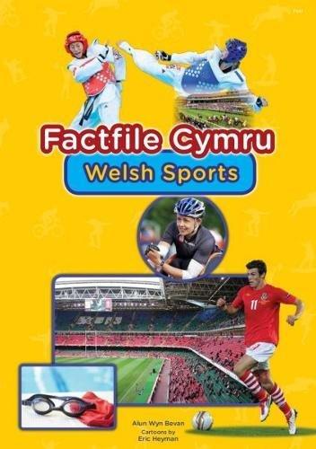 Factfile Cymru: Welsh Sports por Alun Wyn Bevan