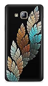 PCM High Quality Printed Designer Polycarbonate Hard Back Cover for Samsung Galaxy J7 - Matte Finish - Color Warranty - 2814
