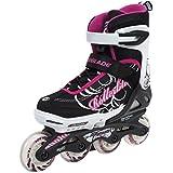Rollerblade Inliners Spitfire Combo Girl Blk/Purple 23 Junior