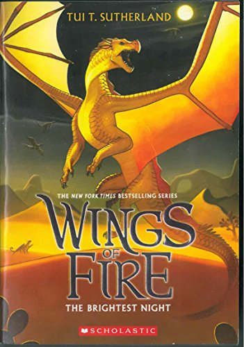 Wings Of Fire 5 Brightest