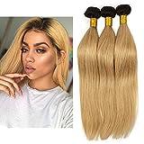 Best Hair Weave Blonde 3 Bundles - Mila Brazilian Virgin Hair Weave 3 Bundles Ombre Review