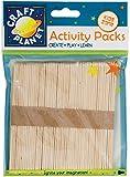 Bag A Natural Lollipop Sticks (50 pcs)