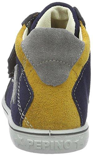 Ricosta Kimo Jungen Hohe Sneakers Blau (nautic 170)