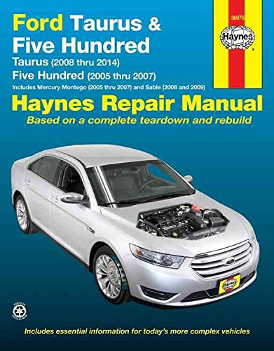 ford-taurus-08-14-and-five-hundred-05-07-automotive-repair-manual-by-author-jeff-killingsworth-publi