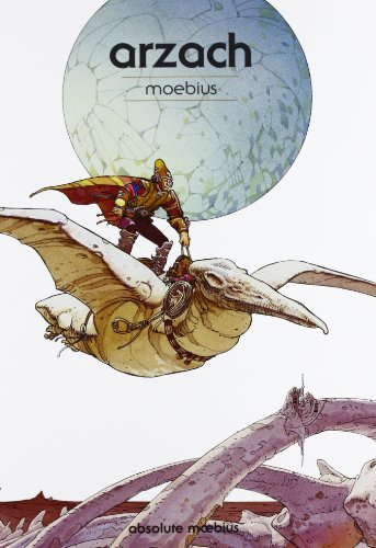 Download Arzach. Absolute Moebius: 6