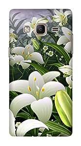 TrilMil Printed Designer Mobile Case Back Cover For Samsung Z2