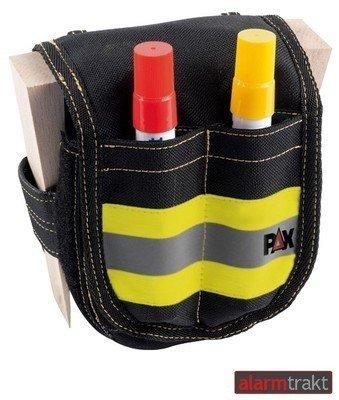 Preisvergleich Produktbild firePAX Atemschutzholster Karlsruhe. Für Rettungsmesser, eine Bandschlinge mit HMS-Karabiner, ein Kennzeichnungsstift bzw. Wachskreide und zwei 3D Holzkeil