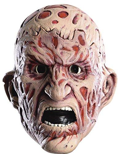 (Rubie's Freddy Krüger Doppel Gesichts Maske aus Nightmare)