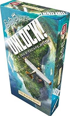 Asmodee Jeux coopératif - Unlock