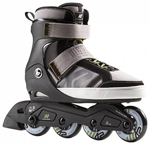 K2 Herren Highline Skateboardschuhe, Mehrfarbig (Design 001), 44 EU