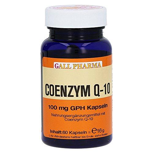 Gall Pharma Q-10 100 mg GPH Kapseln, 1er Pack (1 x 16 g)